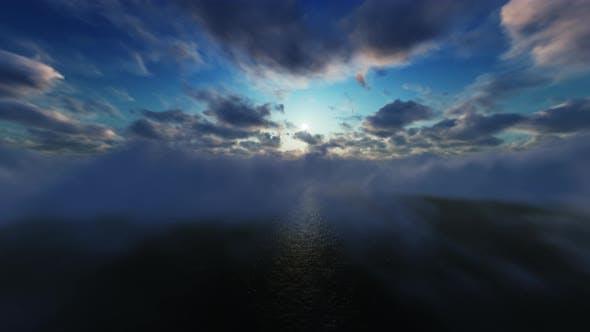 Thumbnail for Mist Cloud Sea 01 4K
