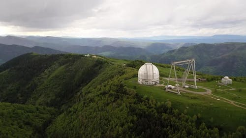 Special Scientific Astrophysical Observatory