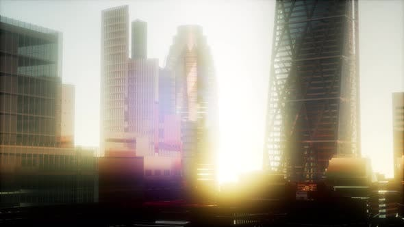 Thumbnail for London Sunset