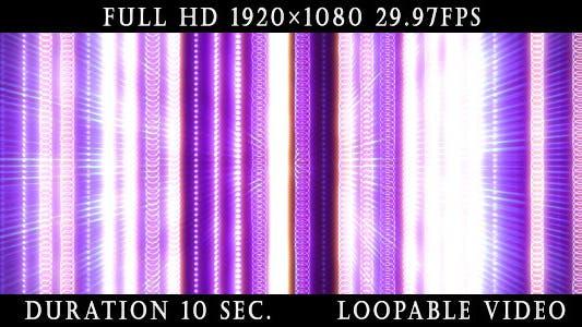 Thumbnail for Violet Stripes Background