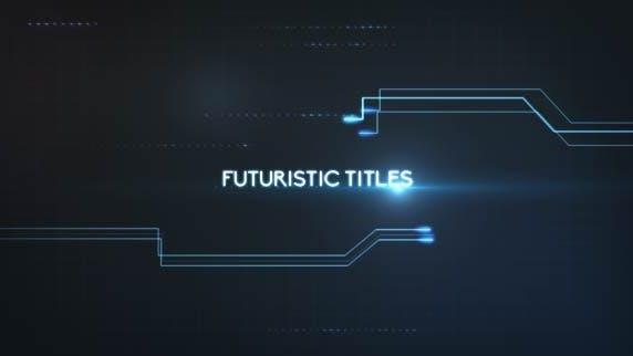 Thumbnail for Futuristic Titles