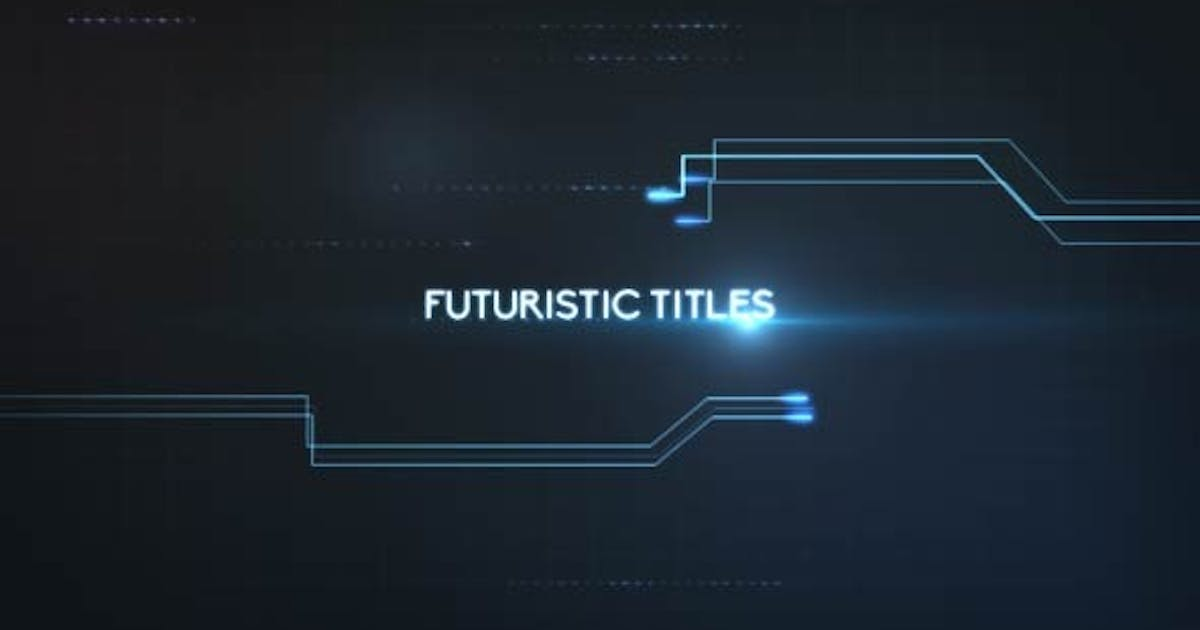 Download Futuristic Titles by Voxyde