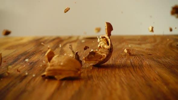 Walnut Cracking