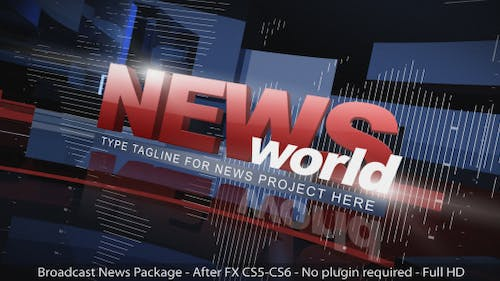 Broadcast News Package