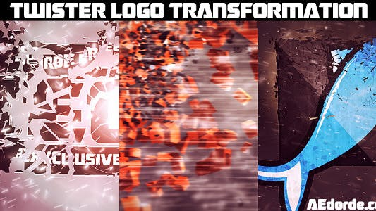 Thumbnail for Twister Logo Transformation