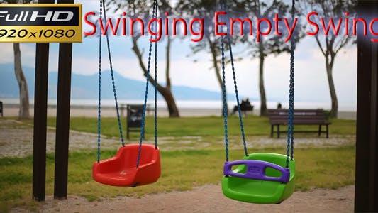Thumbnail for Swinging Empty Swings