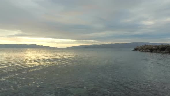 Thumbnail for Panoramic view of sea