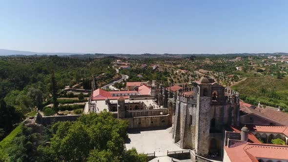 Thumbnail for The Wonderful Convent of Christ in Tomar, Portugal