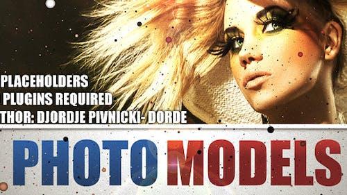 Modelos Fotográficos