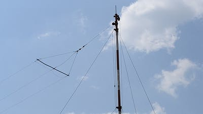 Aviation Radio Station Antenna