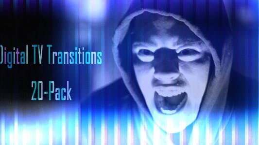 Thumbnail for Digital TV Transitions (20-Pack)