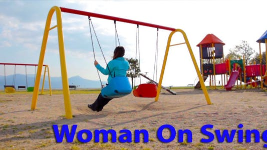 Thumbnail for Woman On Swing
