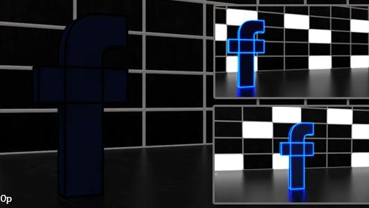 Thumbnail for Facebook Border Lights