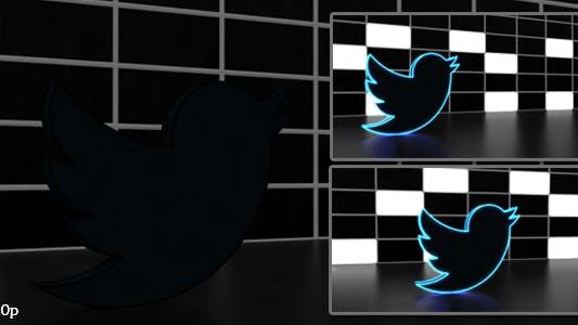 Thumbnail for Twitter Border Lights