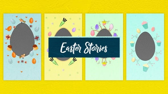 Easter Stories  - 4 In 1