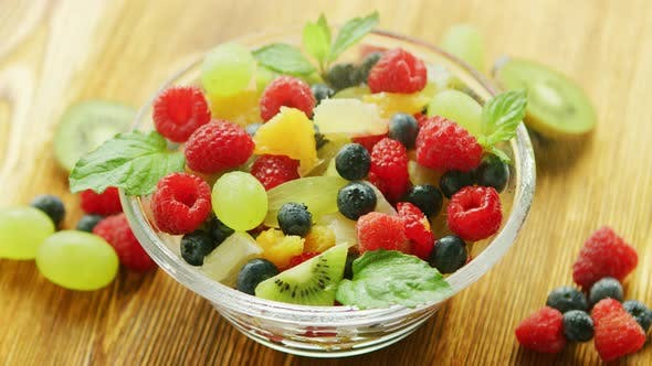 Thumbnail for Mixed Fruit Salad