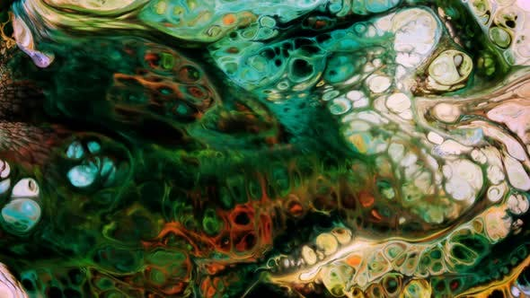 Cover Image for Abstract Colorful Paint Liquid Artistic Movement 23