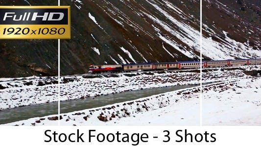 Thumbnail for Winter Train
