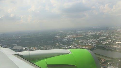 Approaching Bangkok