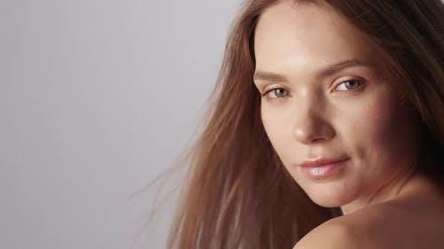 Fresh Skin Face Woman Wellbeing Natural Makeup