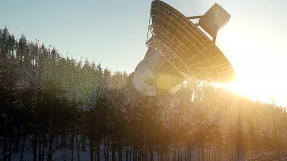 Thumbnail for Observatory Radio Telescope