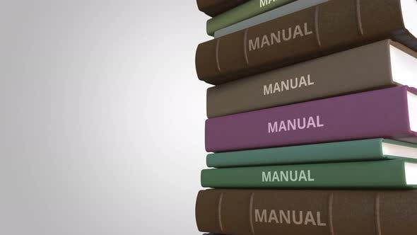 Thumbnail for Stack of Manuals