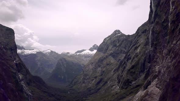 Thumbnail for Fjordland scenery