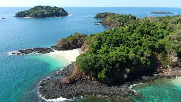 Cover Image for Idyllic Paradise Virgin Unspoiled Tropical Island