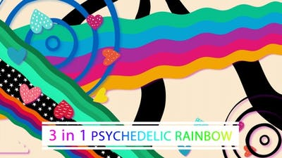 Psychedelic Rainbow