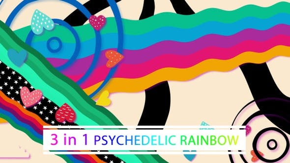Thumbnail for Psychedelic Rainbow
