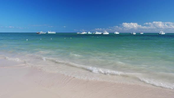 Thumbnail for Caribbean Destinations with Boats in the Sea