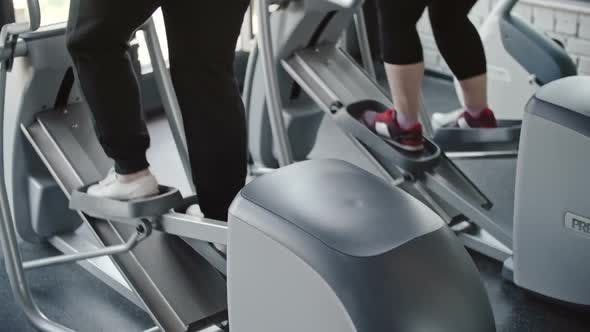 Thumbnail for Training on Elliptical Machine