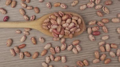 Dry Red Beans Legumes