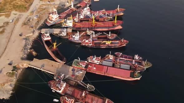 Thumbnail for Ships at Harbor Istanbul