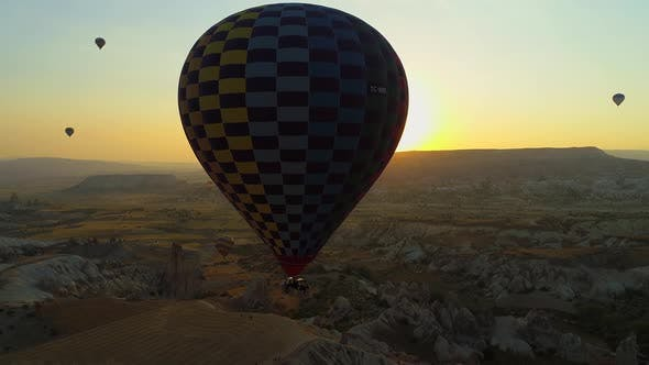 Thumbnail for Flights On Hot Air Balloons
