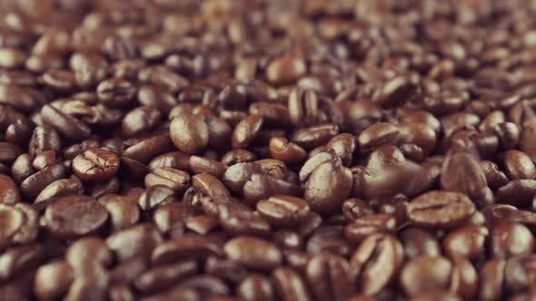 Fragrant Coffee Beans