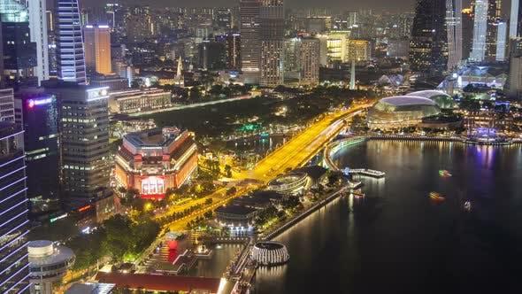 Thumbnail for Singapore City Centr Cityscape