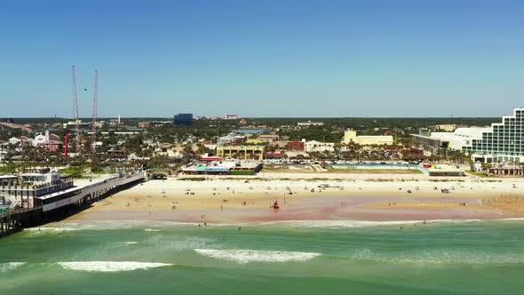 Thumbnail for Daytona Beach Fishing pier