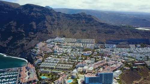 Los Gigantes Cliff View at Tenerife