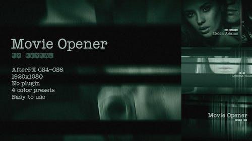Movie Opener