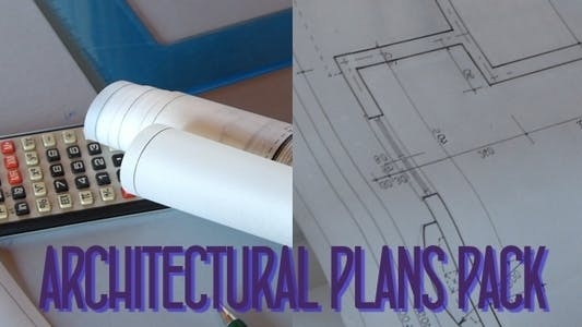 Thumbnail for Architectural Plans Pack