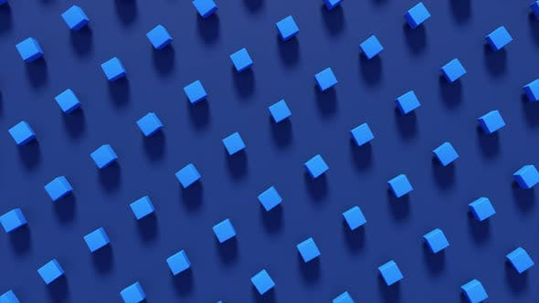 Thumbnail for Abstract 3d Render of Geometric Shapes