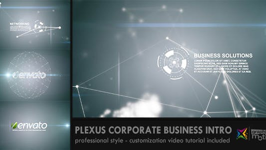 Cover Image for Plexus Corporate Business Intro