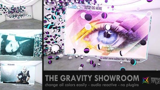 Virtual Gallery Showroom