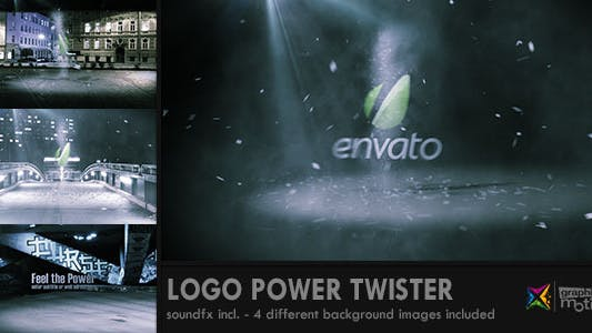 Thumbnail for Logo Power Twister