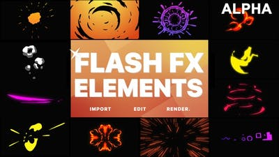 Flash FX Pack | Motion Graphics