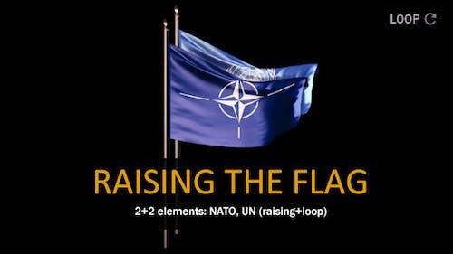 Raising The Flag (NATO)
