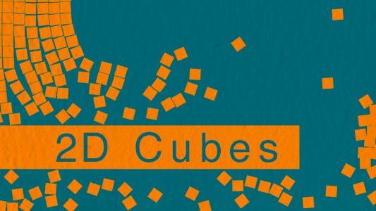 2D Cubes