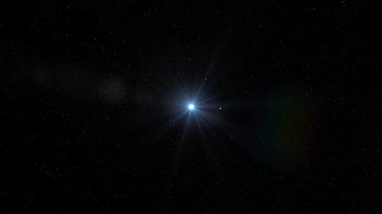 Big Star in the Outer Space