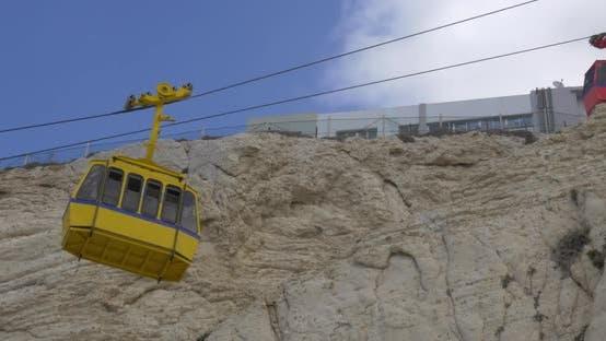 Thumbnail for Funicular Ride at Rosh Hanikra